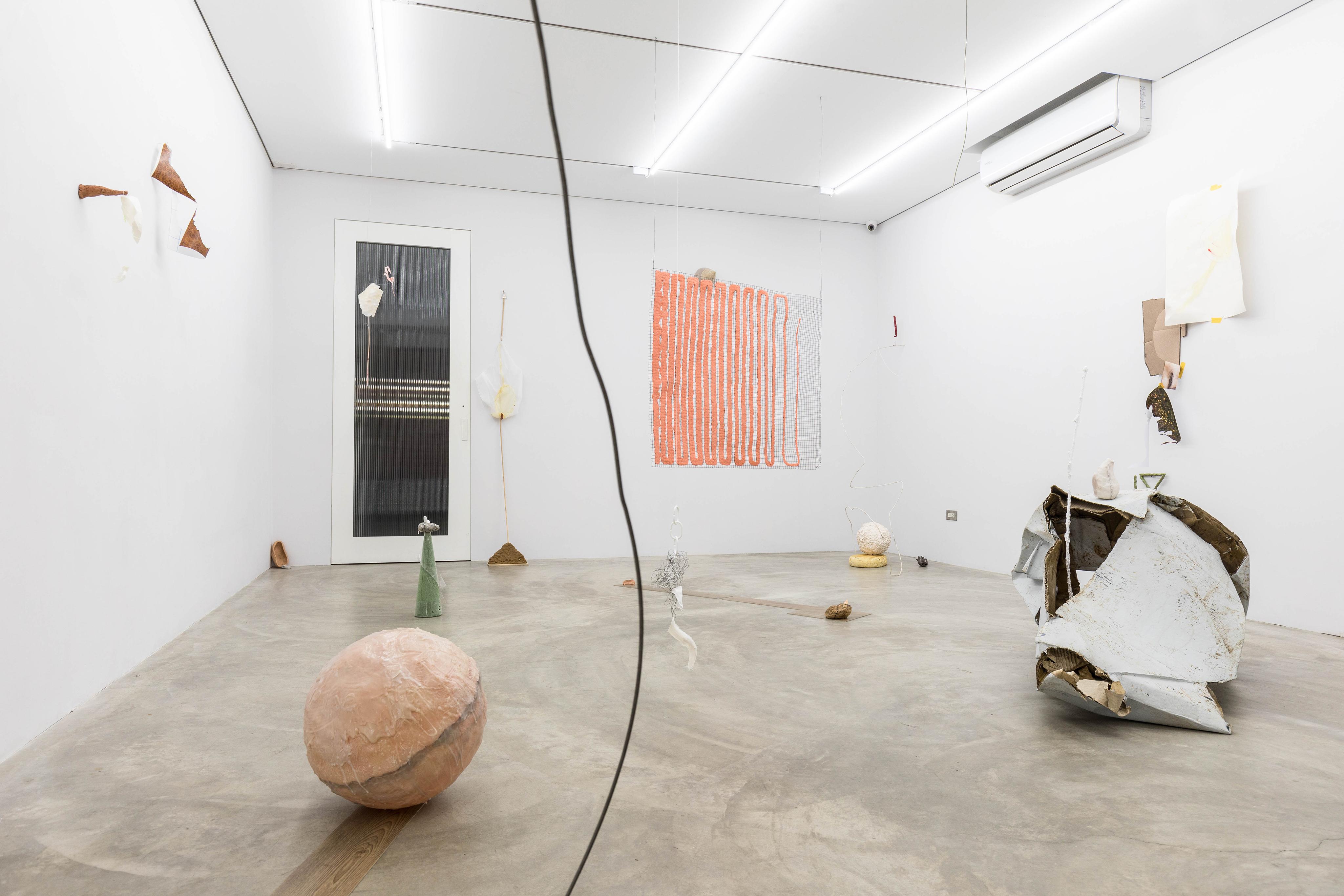 Artists at Work: Pei Hsuan Wang and Carolina Falkholt